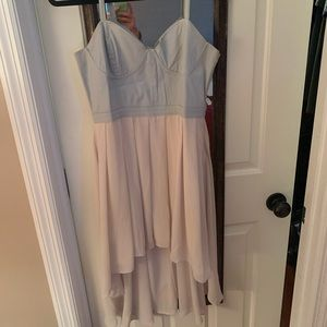 MAKE OFFER!!!! High/Low dress